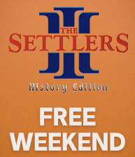The Settlers 3 History Edition Promotion